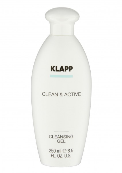 CLEANSING gel