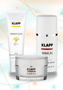 Immun - Klapp