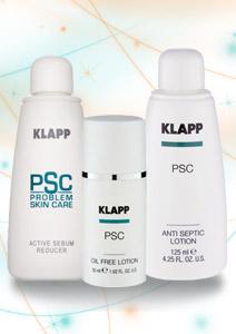 Коллагенстимуляция PSC - Klapp