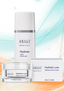 HYDRATE - Увлажняющие средства - Obagi